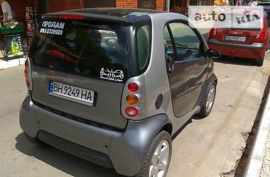 Smart Fortwo For two 2000