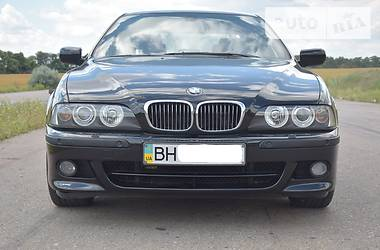 BMW 530 E39 M packet 2003