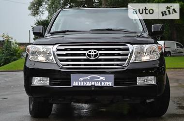 Toyota Land Cruiser 200 7   OFFICIAL 2008