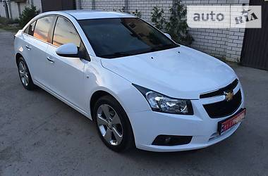 Chevrolet Cruze 1.8 2012