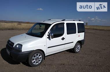 Fiat Doblo пасс. cargo 2005