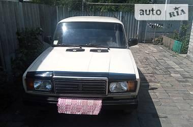 ВАЗ 2107 21074 1996