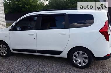 Dacia Lodgy 7 2012