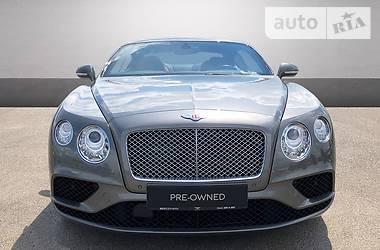 Bentley Continental GT V8 2017