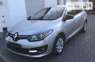 """Renault Megane """"LIMITED"""" 2015"""