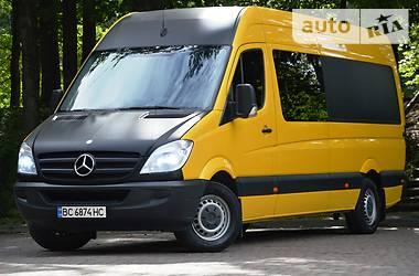 Mercedes-Benz Sprinter 316 пасс. 120 KW-163 PH 2011