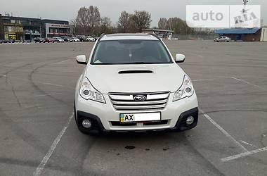 Subaru Outback 2.0 2013