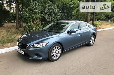 Mazda 6 2.5AT 2017