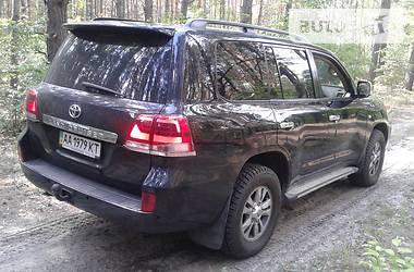 Toyota Land Cruiser 200 old man emu 2008