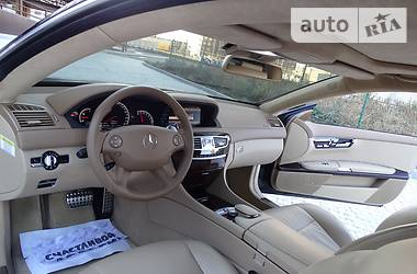 Mercedes-Benz CL 550 6.3AMG///RESTAIL 2009
