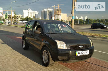 Ford Fusion 1.6 2005