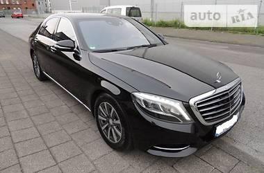 Mercedes-Benz S 350 D FULL 2013
