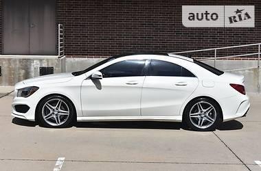Mercedes-Benz CLA 250 2014