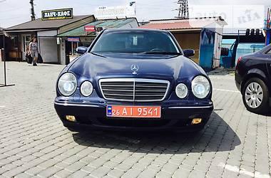 Mercedes-Benz E 320 2001