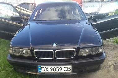 BMW 725 1996