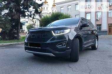 Ford Edge SEL AWD 2.0 Ecoboost 2015