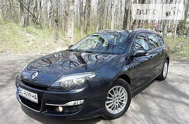Renault Grand Scenic Laguna Ideal 2012