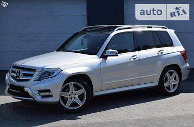 Mercedes-Benz GLK 220 2014