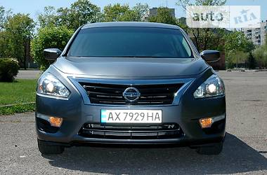 Nissan Altima S 2015