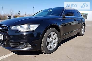 Audi A6 3.0TDI 180kv 2012