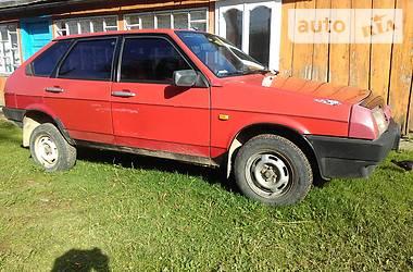 ВАЗ 2109 21099 1.5 1991