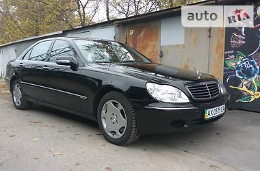 Mercedes-Benz S 600 2002