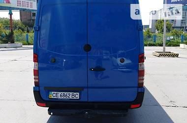 Mercedes-Benz Sprinter 313 груз. бус 2007