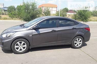 Hyundai Solaris Gamma 1.4 2012