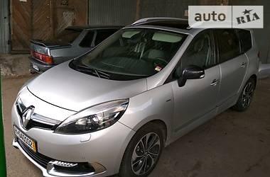 Renault Grand Scenic Bosse 2014