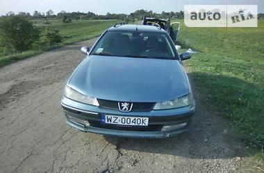 Peugeot 406 довга база 2001