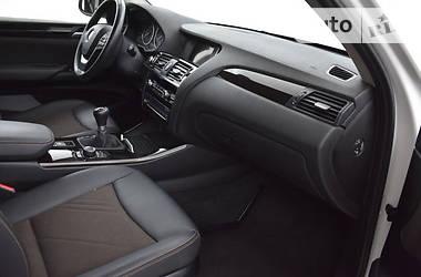 BMW X3  xDrive20d X-Line 2014