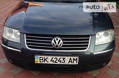 Volkswagen Passat B5 пригнали з США 2002