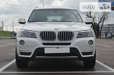 BMW X3 3.0 Bi-Turbo 2011