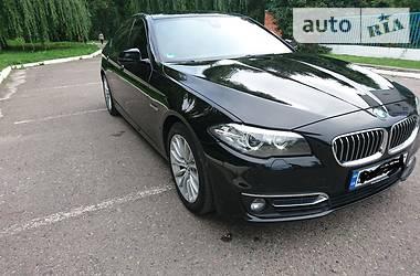 BMW 520 Luxury Line 2015