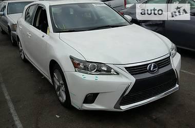 Lexus CT 200H HIBRID 2017