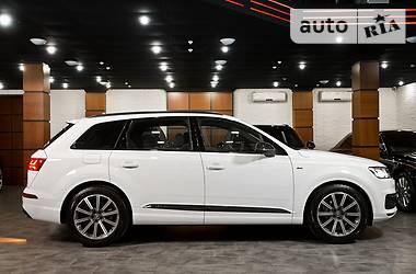 Audi Q7 S-Line 2018