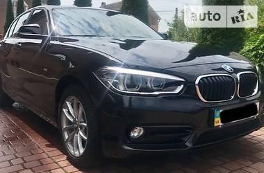 BMW 116 SPORT Line 2015