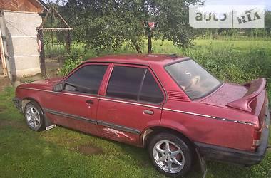 Opel Ascona d 1987