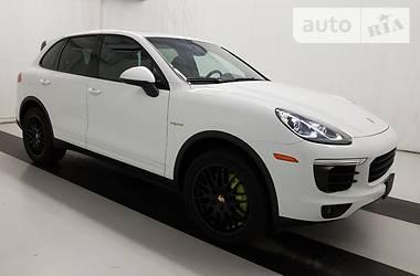Porsche Cayenne HIBRID 2016