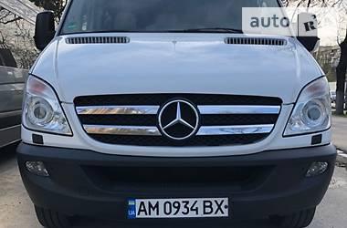 Mercedes-Benz Sprinter 319 пасс. 2013