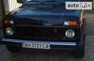 ВАЗ 2121 21214 1.7 i 2010