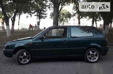 Volkswagen Golf III ADZ 1995