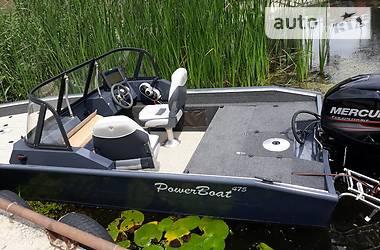 Powerboat PB-475 Fisher L 2018