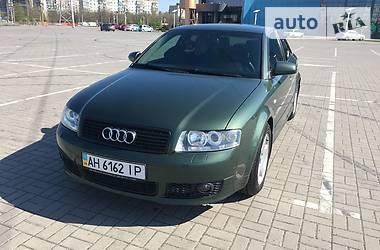Audi A4 2.5 TDI 2001
