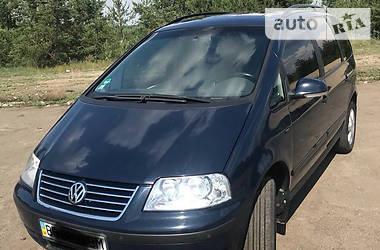 Volkswagen Sharan 2008
