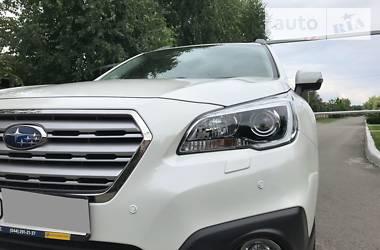 Subaru Outback  official 2016