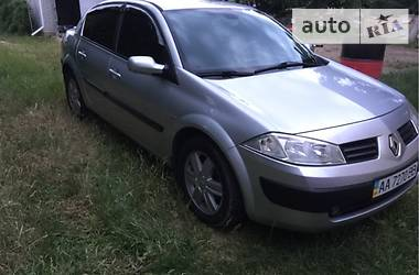 Renault Megane 2 2005