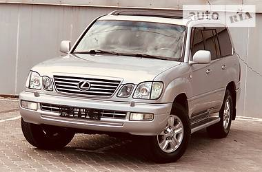 Lexus LX 470 FULL 2006