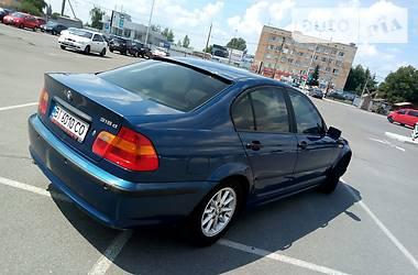 BMW 318 2 л 2002