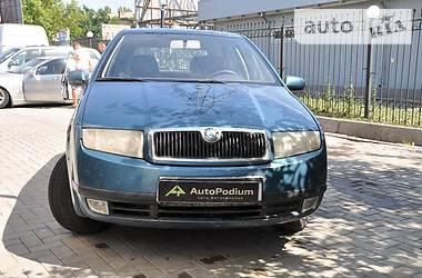 Skoda Fabia 1.4-GAZ 2004